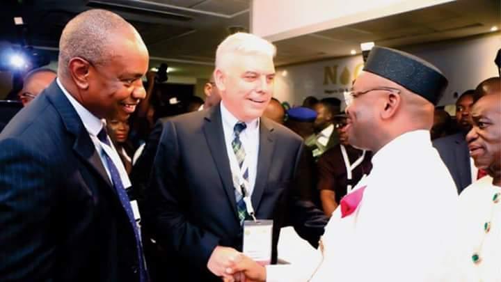 Vice Chairman Exxon Mobil nigeria