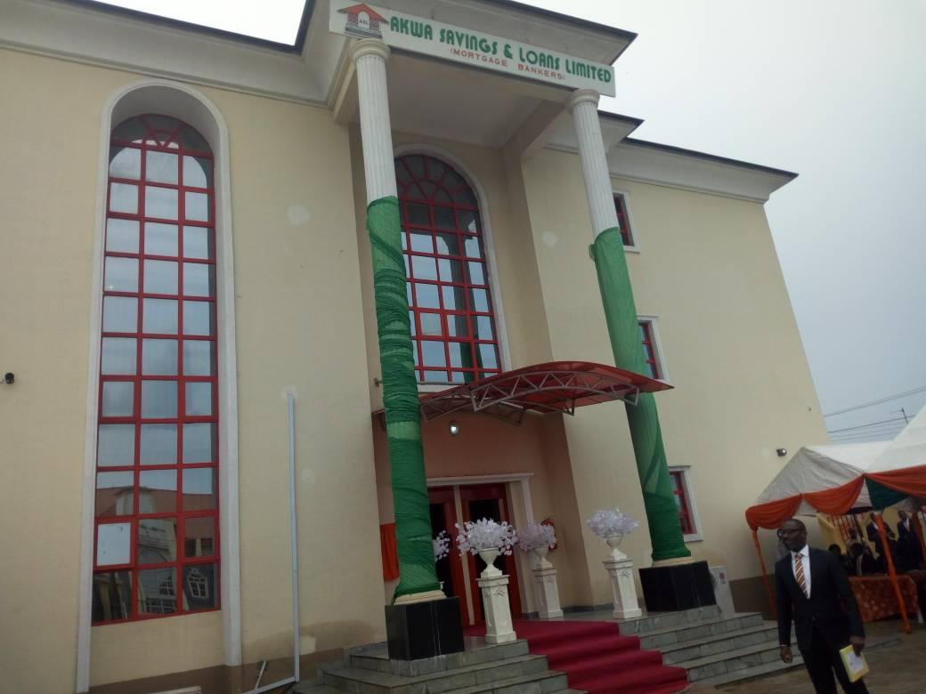 Akwa Savings and Loans