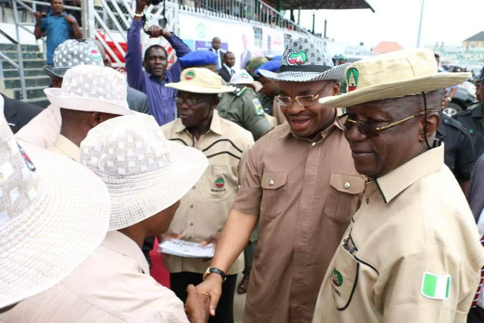 Governor Udom Emmanuel prompt payment of Workers salary in Akwa Ibom State